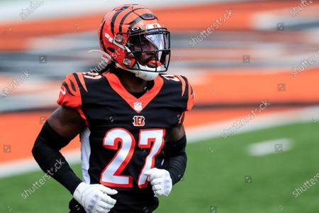 Editorial photo of Jaguars Bengals Football, Cincinnati, United States - 04 Oct 2020