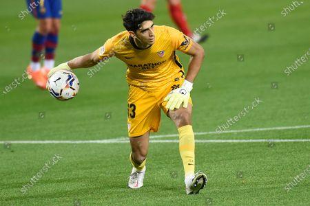 Yassine Bounou Bono of Sevilla FC