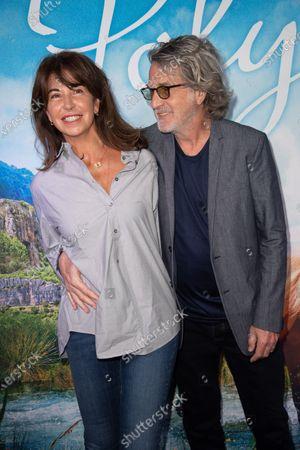 Editorial photo of 'Poly' film premiere, UGC Normandie, Paris, France - 04 Oct 2020