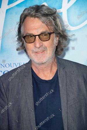 Stock Picture of Francois Cluzet