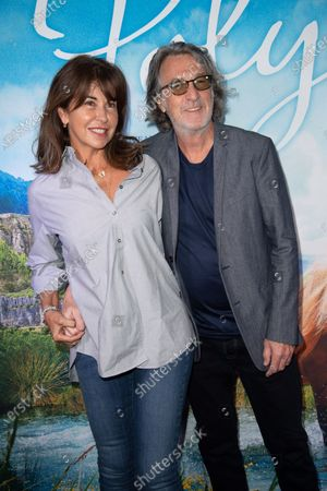 Editorial image of 'Poly' film premiere, UGC Normandie, Paris, France - 04 Oct 2020