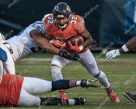 Editorial picture of Indianapolis Colts at Chicago Bears, USA - 04 Oct 2020