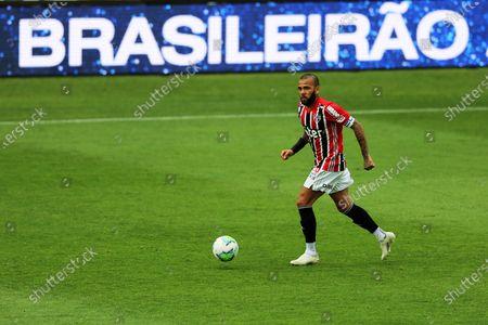 Editorial picture of Coritiba v Sao Paulo, Brazilian Series A, Brazil - 04 Oct 2020