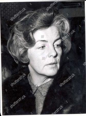 Stock Image of Deborah Cavendish Duchess of Devonshire