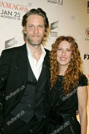 Michael Laurence and wife Sherri Laurence