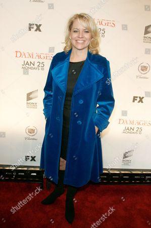 Editorial image of 'Damages' Season Three Premiere, New York, America - 19 Jan 2010