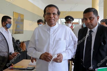 Editorial photo of Presidential Commission of Inquiry into the Easter Sunday bombing in Sri Lanka, Colombo - 05 Oct 2020