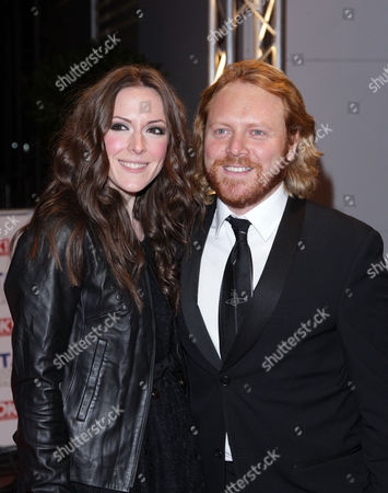 Leigh Francis (right) and Jill Carter