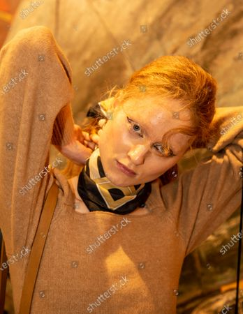 Editorial photo of Francesca Liberatore brand during MFW, Milano, Lombardia, Italy - 25 Sep 2020