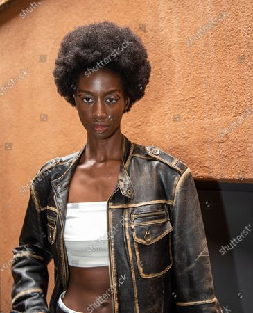 Editorial picture of Francesca Liberatore brand during MFW, Milano, Lombardia, Italy - 25 Sep 2020