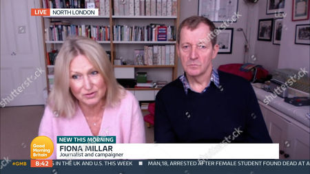 Editorial image of 'Good Morning Britain' TV Show, London, UK - 05 Oct 2020