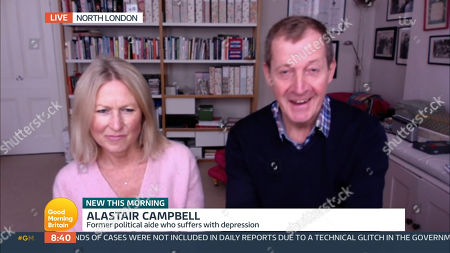 Editorial picture of 'Good Morning Britain' TV Show, London, UK - 05 Oct 2020