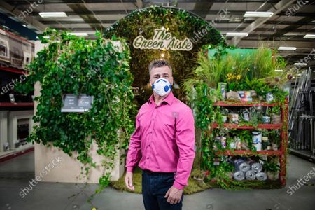 Editorial photo of Smart Energy - 'The Green Aisle', London, UK - 05 Oct 2020