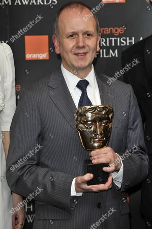 BAFTA chairman David Parfitt