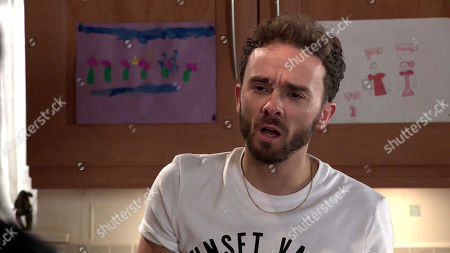 Coronation Street - Ep 10145 Monday 19th October 2020 Aaron encourages Shona and David to be upfront and honest with each other. But when Shona Platt casually refers to David Platt's, as played by Jack P Shepherd, rape, David's horrified.