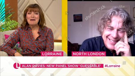 Editorial picture of 'Lorraine' TV Show, London, UK - 05 Oct 2020