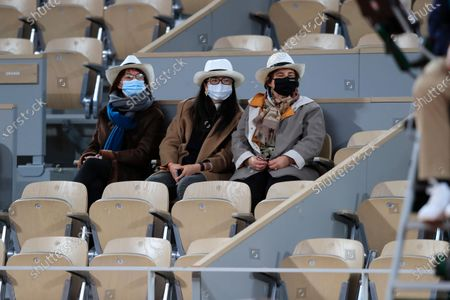 Editorial image of Tennis French Open, Paris, France - 05 Oct 2020