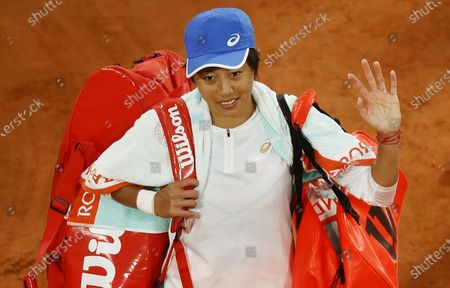 Editorial picture of French Open tennis tournament at Roland Garros, Paris, France - 05 Oct 2020