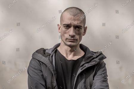 Editorial image of Piotr Pavlenski photoshoot, Paris, France - 01 Oct 2020