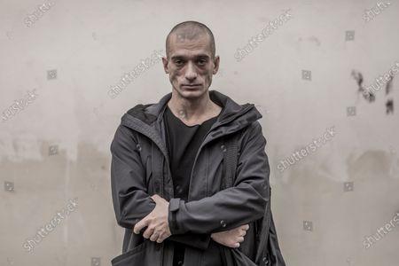 Stock Image of Piotr Pavlenski