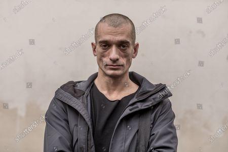 Stock Photo of Piotr Pavlenski