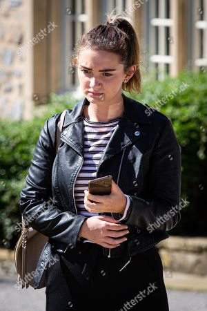 Emmerdale - Ep 8870 Friday 23rd October 2020 After some stirring from Gabby Thomas, as played by Rosie Bentham, Liam Cavanagh is upset Leyla's avoiding him but before long it is Gabby who is left disappointed and bitter..