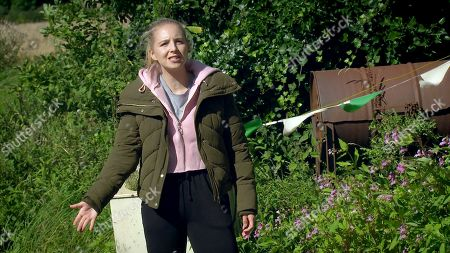 Emmerdale - Ep 8866 Tuesday 21st October 2020 The Dingles realise Jamie has cottoned on to their plan their situation seems hopeless until Nate Robinson offers to take the rap for the hit-&-run in an effort to keep Belle Dingle, as played by Eden Taylor-Draper, out of harm's way.