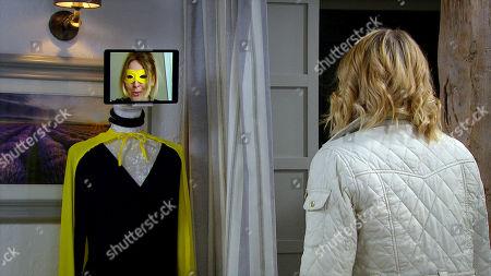 Editorial image of 'Emmerdale' TV Show, UK - 2020