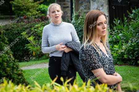 Emmerdale - Ep 8855 Monday 5th October 2020 Will Belle Dingle, as played by Eden Taylor-Draper, regret being in cahoots with Andrea Tate, as played by Anna Nightingale ?