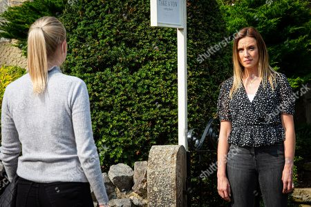 Emmerdale - Ep 8855 Monday 5th October 2020 Will Belle Dingle, as played by Eden Taylor-Draper, regret being in cahoots with Andrea Tate, as played by Anna Nightingale.