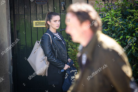 Emmerdale - Ep 8870 Friday 23rd October 2020 After some stirring from Gabby Thomas, as played by Rosie Bentham, Liam Cavanagh, as played by Jonny McPherson, is upset Leyla's avoiding him but before long it is Gabby who is left disappointed and bitter..