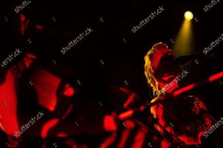 Editorial image of Agnes Obel in concert at Stodola, Warsaw, Poland - 12 Nov 2016