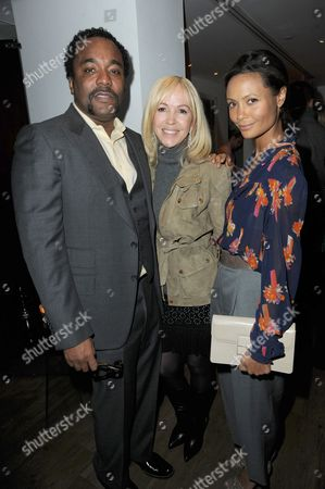 Sally Green, Lee Daniels and Thandiwe Newton