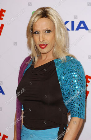 Stock Image of Alexis Arquette
