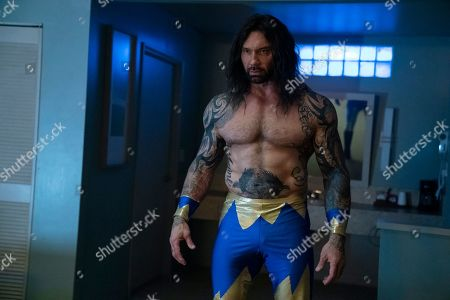 Dave Bautista as Doug 'Raw Dawg Avalanche'