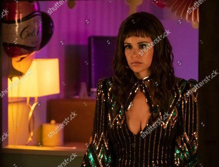 Melissa Fumero as Eva
