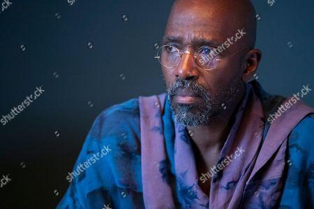 Stock Photo of Ntare Guma Mbaho Mwine as Keir