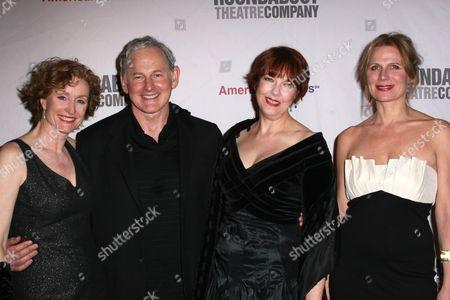 Lisa Banes, Victor Garber, Harriet Harris, Pamela Jane Gray