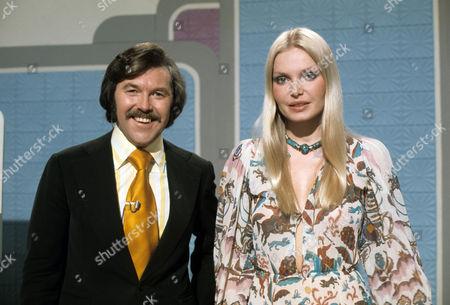 Dickie Davies and Eva Rueber-Staier.