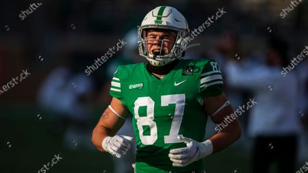 Editorial image of North Texas Football, Denton, United States - 03 Oct 2020