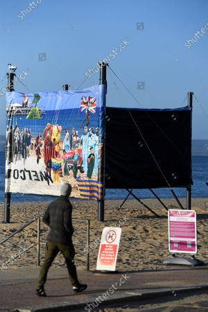 Editorial image of Bournemouth Arts by the Sea Festival, UK - 27 Sep 2020