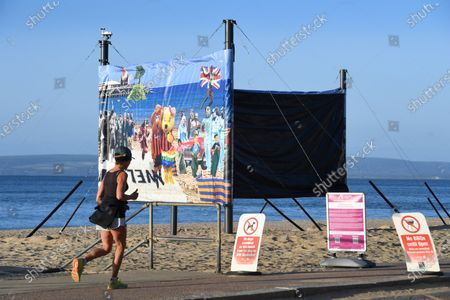 Editorial picture of Bournemouth Arts by the Sea Festival, UK - 27 Sep 2020