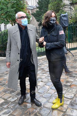 Pascal Negre et Zazie