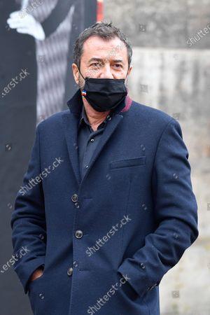 Stock Photo of Bernard Montiel