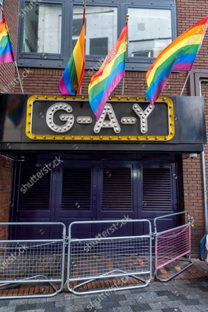 Editorial image of G-A-Y owner launches legal challenge against 10pm curfew in London, UK - 5 Oct 2020