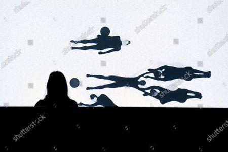 Editorial picture of 'Michael Clark: Cosmic Dancer' exhibition, Barbican, London, UK - 06 Oct 2020