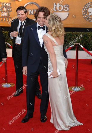 Jane Krajkowski with Robert Godley
