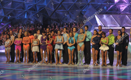 Contestants: Emily Atack and Fred Palascak Sharron Davies and Pavel Aubrecht Heather Mills and Matt Evers Tana Ramsay and Stuart Widdall Hayley Tamaddon and Daniel Whiston Danniella Westbrook and Matthew Gonzalez Mikey Graham andMelanie Lambert Dr Hilary Jones and Alexandra Shauman Gary Lucy and Maria Filippov Kieron Richardson and Brianne Delcourt Jeremy Sheffield and Susie Lipanova Danny Young and Frankie Poultney