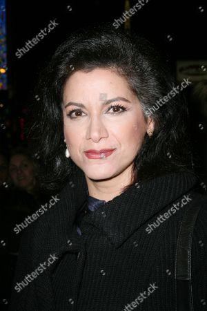 Stock Picture of Saundra Santiago