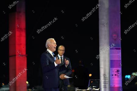 Editorial picture of Election 2020 Biden, Miami, United States - 05 Oct 2020
